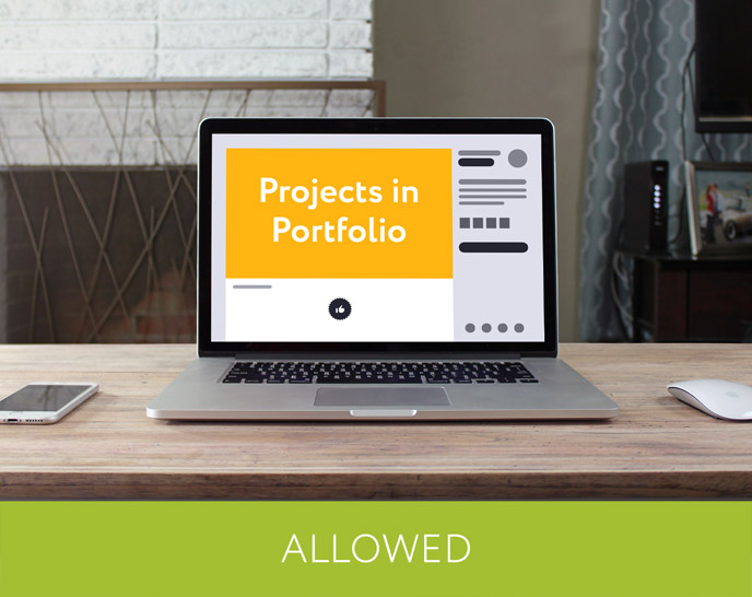 Projects-in-portfolio