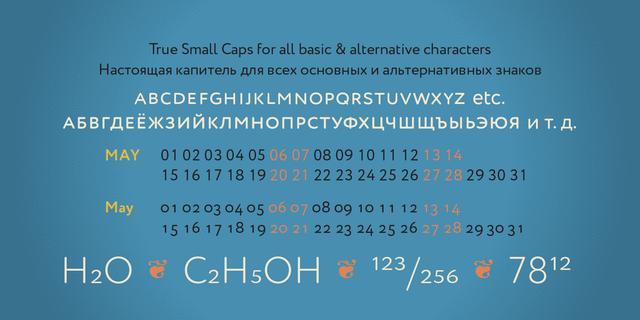 шрифт circe скачать бесплатно