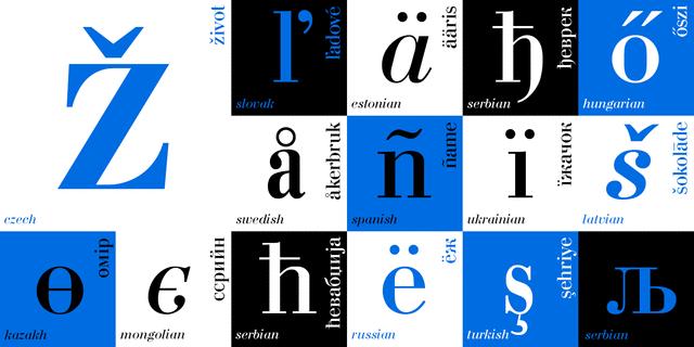 Bodoni Book Font for Web & Desktop on Rentafont