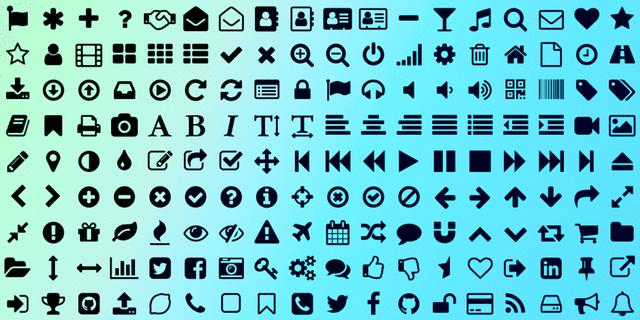 Font Awesome Normal Font for Web & Desktop on Rentafont